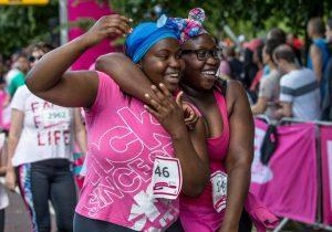 Finish Race for Life