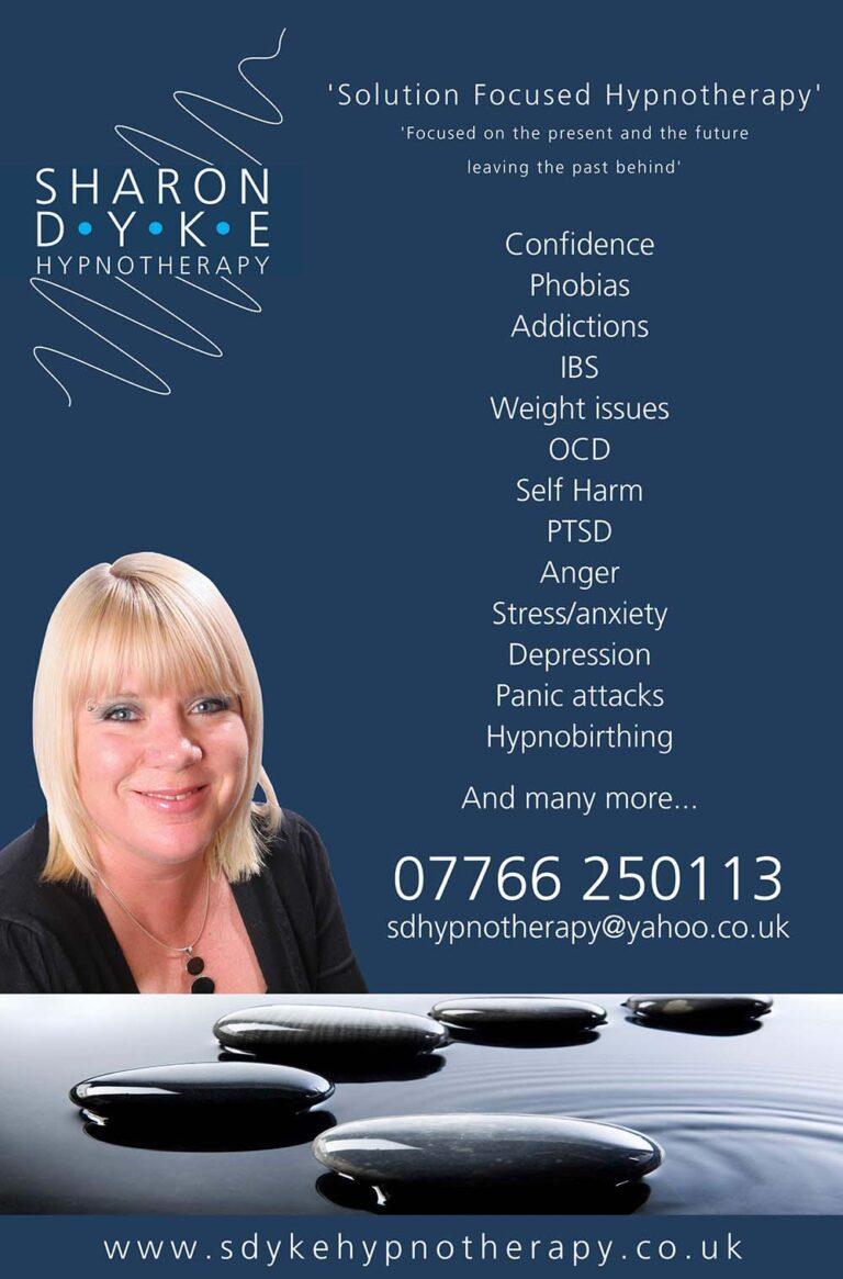 Sharon Dyke Hypnotherapy