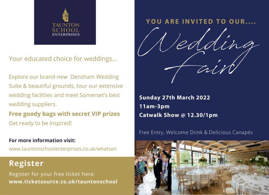 TS Wedding Advert 2022