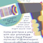 library card player taunton 1